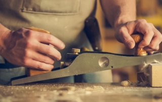 Joinery Placements at The Workshop Hackney London for Woodwork skills for individuals with ill mental health and/or learning disabilities.
